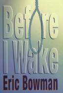 Cover of: Before I wake