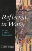 Cover of: Reflected in water