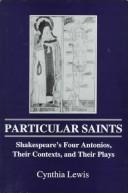 Cover of: Particular saints