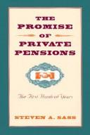 Cover of: The promise of private pensions
