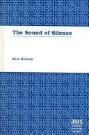 Cover of: The sound of silence