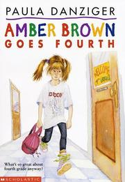 Cover of: Amber Brown Goes Fourth (Amber Brown)
