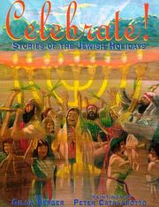 Cover of: Celebrate! | Gilda Berger