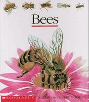 Cover of: Bees |