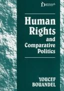 Cover of: Human rights and comparative politics