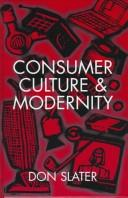 Cover of: Consumer culture and modernity