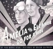 Cover of: Amelia and Eleanor go for a ride