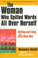 Cover of: The woman who spilled words all over herself
