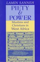 Cover of: Piety and power