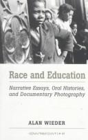 Cover of: Race and education