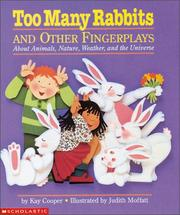 Cover of: Too Many Rabbits | Kay Cooper