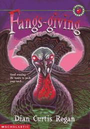 Cover of: Fangs-Giving | Dian Curtis Regan