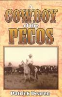 Cover of: A cowboy of the Pecos