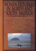 Cover of: Women explorers in North and South America | Margo McLoone