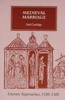 Cover of: Medieval marriage