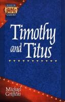 Cover of: Timothy and Titus