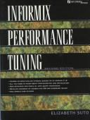 Cover of: Informix performance tuning
