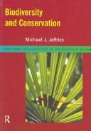 Cover of: Biodiversity and conservation