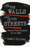 Cover of: On the walls and in the streets
