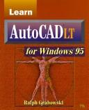 Cover of: Learn AutoCADLT for Windows 95