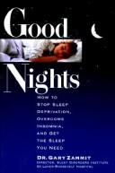 Cover of: Good nights