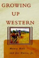Cover of: Growing up western