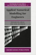 Cover of: Applied numerical modelling for engineers