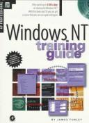 Cover of: Windows NT training guide