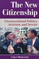 Cover of: The new citizenship