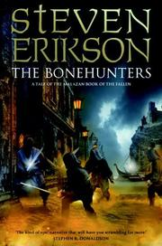 Cover of: Bonehunters, The
