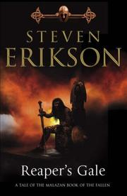 Cover of: Reaper's Gale: Book Seven of The Malazan Book of the Fallen