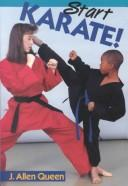 Cover of: Start karate!