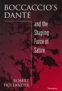 Cover of: Boccaccio's Dante and the shaping force of satire