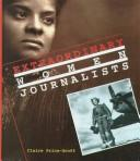 Cover of: Extraordinary women journalists