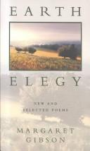 Cover of: Earth elegy