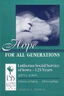 Cover of: Hope for all generations