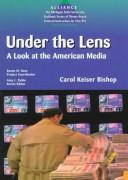 Cover of: Under the Lens