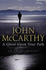 Cover of: A ghost upon your path
