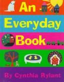 Cover of: An everyday book | Jean Little