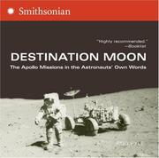 Cover of: Destination Moon | Rod Pyle