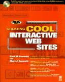 Cover of: Creating cool interactive Web sites