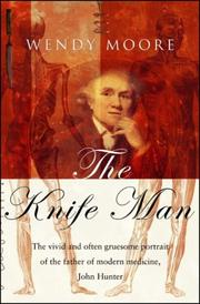 Cover of: The Knife Man
