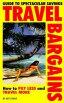 Cover of: Travel bargains