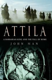 Cover of: Attila | John Man