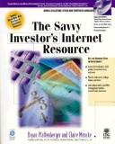 Cover of: The savvy investor's Internet resource