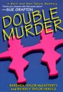 Cover of: Double murder