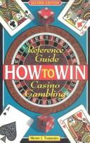 Cover of: Reference guide to casinogambling | Henry J. Tamburin