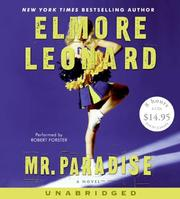 Cover of: Mr. Paradise