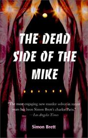 Cover of: The Dead Side of the Mike by Simon Brett