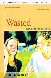 Cover of: Wasted | Linda Wolfe
